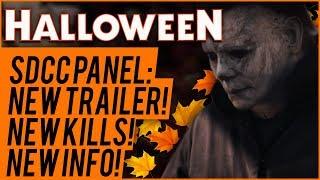 Halloween 2018: New SDCC Trailer Details, Sequel Teased & More!