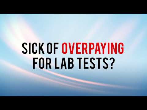 Sick of Overpaying For Lab Tests Try Walk-In Lab (Blue) Mp3