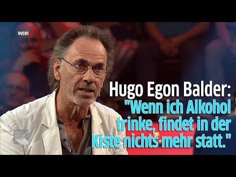 """Hugo Egon Balder in der WDR-Sendung """"Ich stelle mich"""" am 9.7.2017"""
