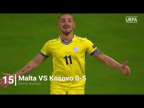 KOSOVO 30 GOALS | 15 MATCHES UNDEFEATED 2017-2019