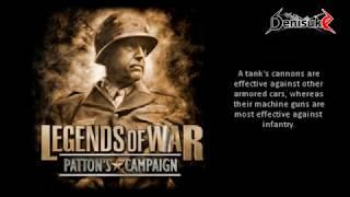 Legends Of War : Patton