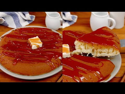 10 minutes pancake easy and quick to preparare