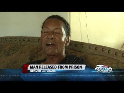 Tucson man released from prison after 44 years