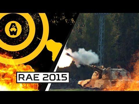 Репортаж с Russia Arms Expo 2015