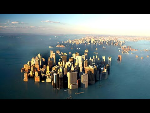 Coastal Cities Unprepared for Major Floods As Sea Levels Rise