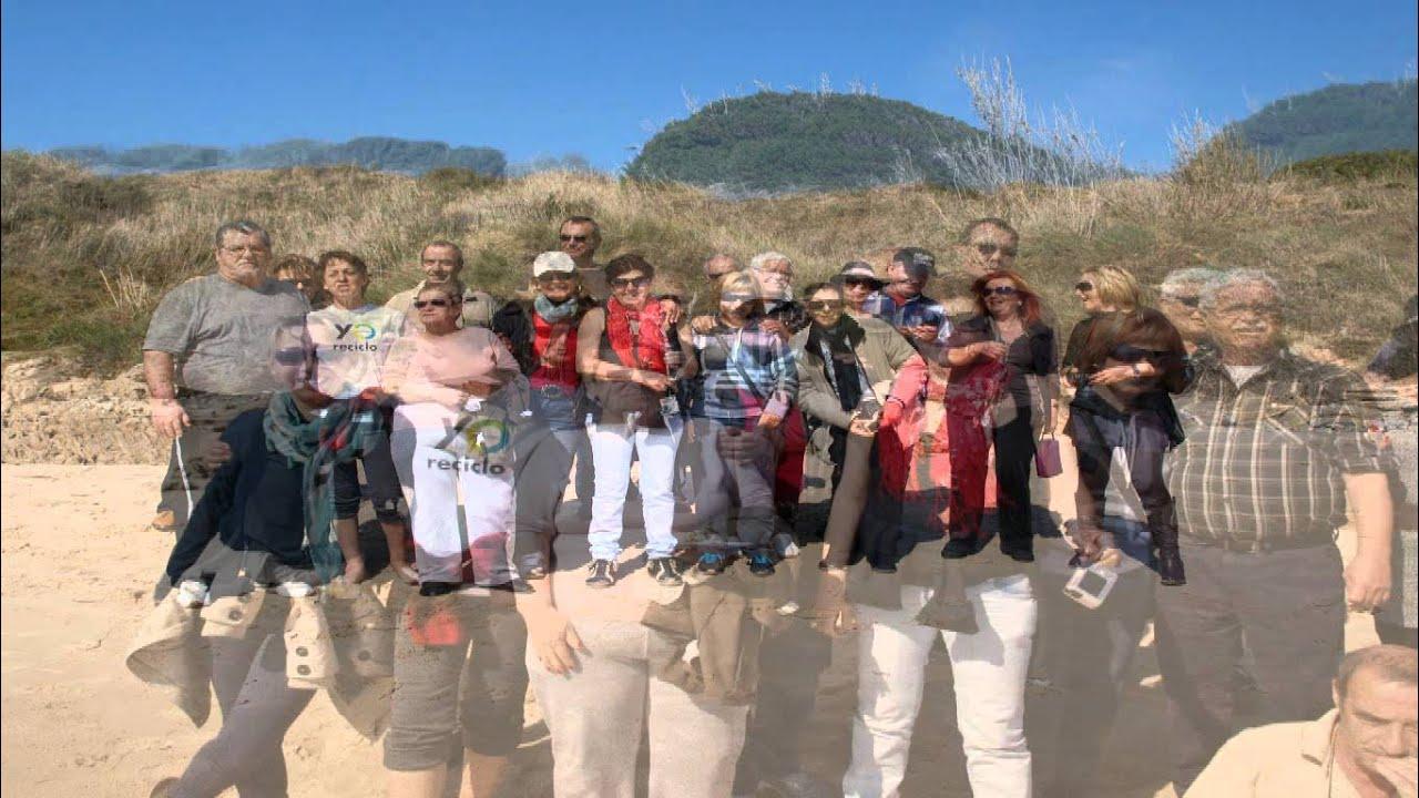 Dia 25 febrero tarifa camping jard n de las dunas youtube for Camping jardin de las dunas