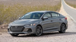 Hyundai Elantra 2018 Car Review