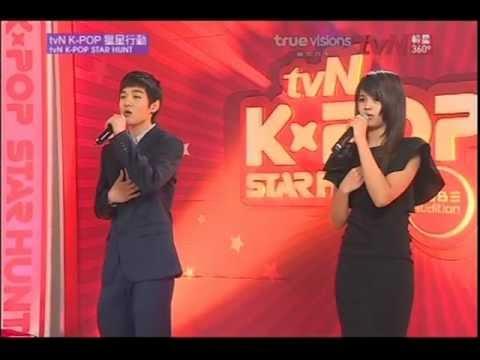 Sorn & Chang-sup Lee - Timeless [TVN Kpop Star Hunt]