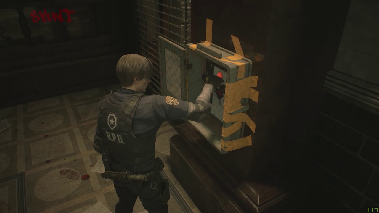 People are speedrunning the Resident Evil 2 Remake demo | PC Gamer