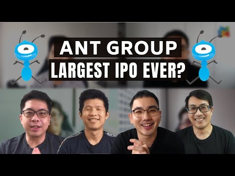 Should You Invest In Ant Group's Upcoming IPO?