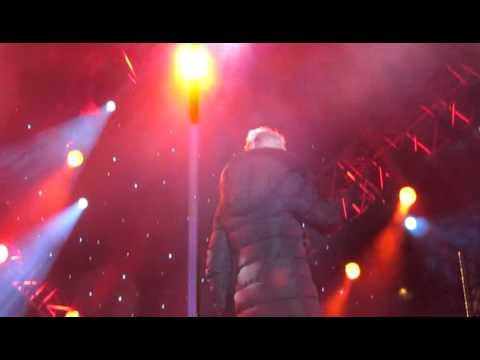Marie Fredriksson - Tro, live in Malmø