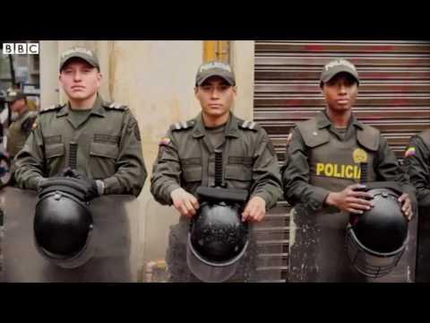 A day in Bogota