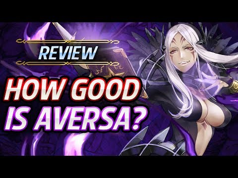 Fire Emblem Heroes - Unit Review: How GOOD is Aversa? [Builds & Analysis]