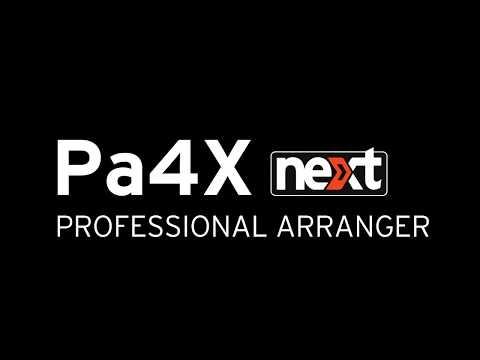 KORG Pa4X NEXT