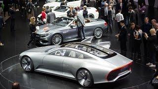 видео Lexus показал флагманский седан будущего с искусственным интеллектом