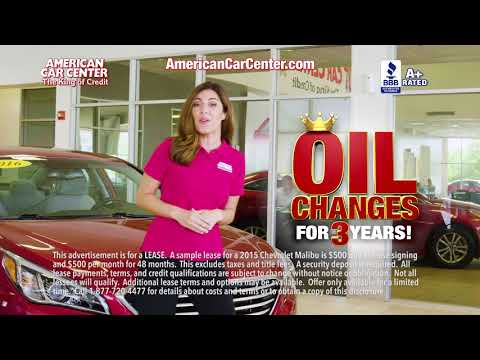 American Car Center Is The King Of Credit Youtube