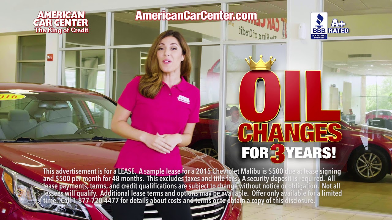 American Car Center >> American Car Center Is The King Of Credit