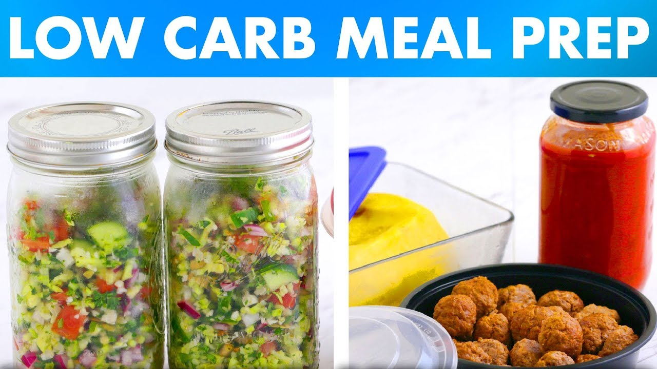 low carb meal prep recipes for breakfast lunch and dinner mind over munch youtube. Black Bedroom Furniture Sets. Home Design Ideas