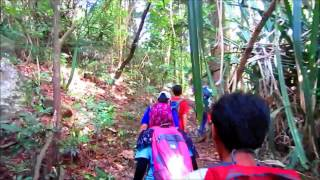 Trek Penang Hill (via Air Itam) with Anak Hutan 15-Dec