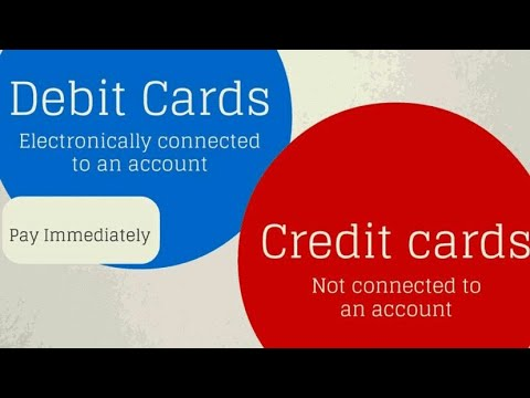 CREDIT CARD vs DEBIT CARD (satisfaction) |basic in tamil