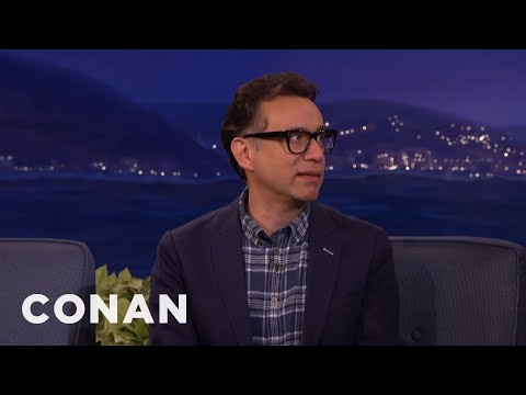 Fred Armisen On Returning To SNL  - CONAN on TBS