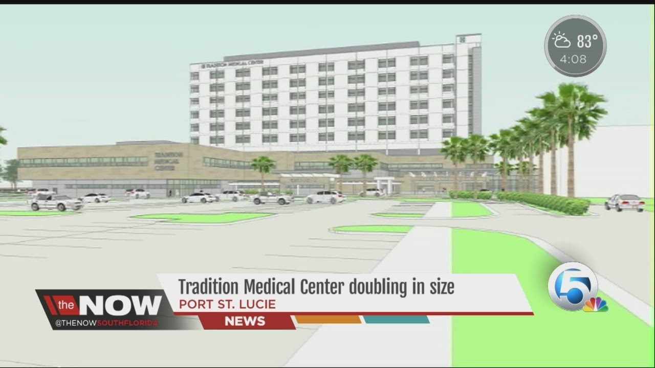 Tradition Medical Center doubling in size - YouTube