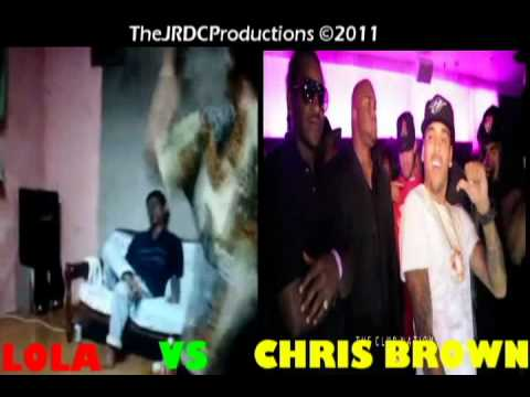 Granny VS Chris Brown - Dancing 'Teach Me How To Dougie' Check it out!