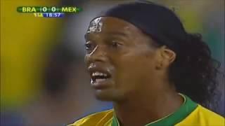 Ronaldinho vs Mexico (12/09/2007)