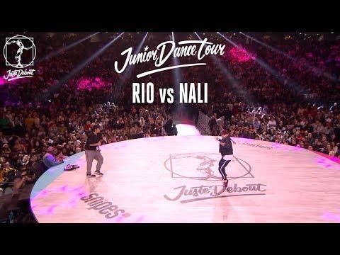 Junior Dance Tour quarter final : Rio vs...