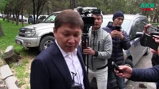 Что Сапар Исаков сказал после допроса в ГКНБ