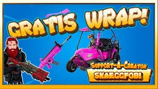 WRAPS GRATUIT dans FORTNITE-comment obtenir Cuddle Heart Wraps