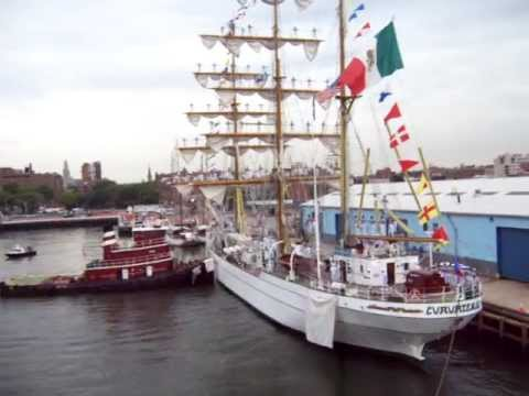 "Mexican Training Ship ""Cuauhtemoc"""