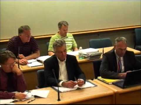 Discussion on Competitive Bidding for Bus Contract