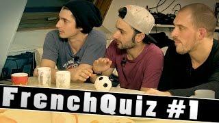 FrenchQuiz #1 - Invité : Julien Josselin