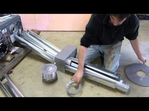 Garage & Workshop Heating - Concentric Venting Benefits