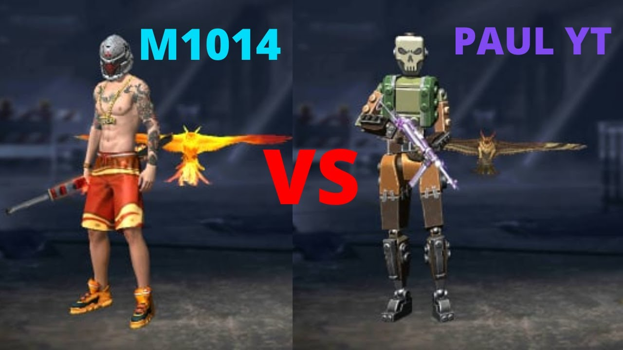 M1014 VS PAUL YT