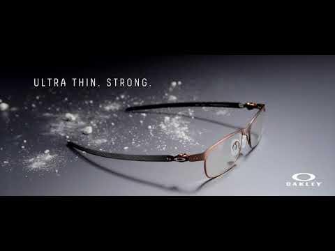 0cca84795b0 Oakley Tincup Prescription Glasses - Online Opticians UK - YouTube