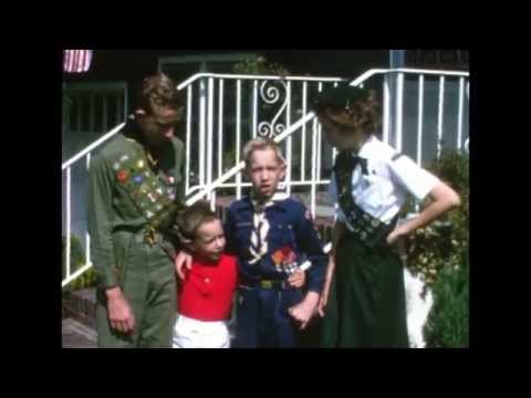 Suffern Memorial Day Parade  (ANNOTATED) - Suffern NY - 1963
