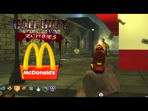 """MACCA'S"" Call of Duty World at War Custom Zombies!"