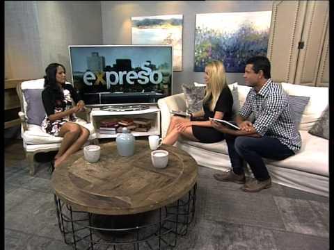 Expresso sits down with Isidingo star Leeanda Reddy