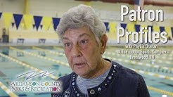 Patron Profiles - Phyllis Branan - Williamson County Parks & Recreation