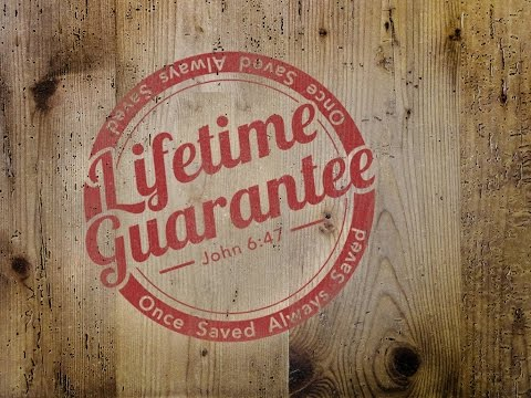 The ROCKS Church Perth - Lifetime Guarantee Part 1 - I'm justified by faith