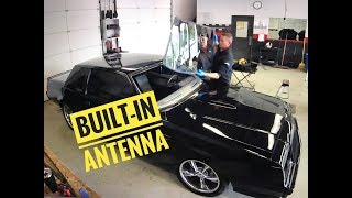 Built-in Antenna Windshield Part Number for the Buick Grand National