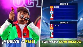 FMS INTERNACIONAL: FASE DE GRUPOS Y EL REGRESO DE ACZINO l FreeRap Zone
