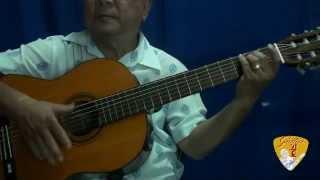 NỖI BUỒN HOA PHƯỢNG_Hướng dẫn đệm guitar