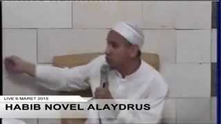 Habib Novel Alaydrus ; Kajian tafsir Al Fatihah ; Inti hidup ini adalah Syukur