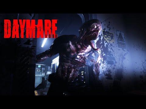 Daymare: 1998 Full Playthrough 2020 No Death Longplay