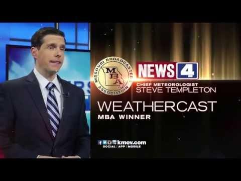 KMOV 2015 MBA Awards - Steve Templeton - Missouri Broadcasters Association