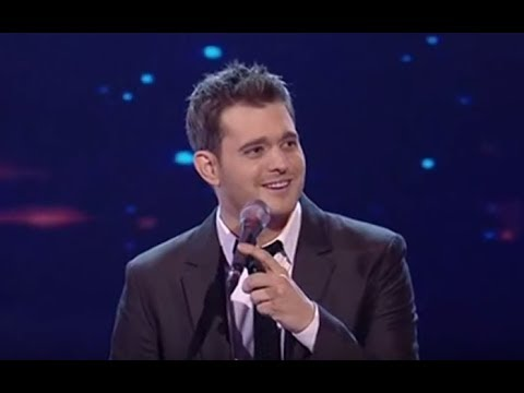 Michael Bublé - Lost (The X Factor UK 2007)