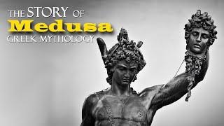 The Story of Medusa ~ Greek Mythology ~ (without music)